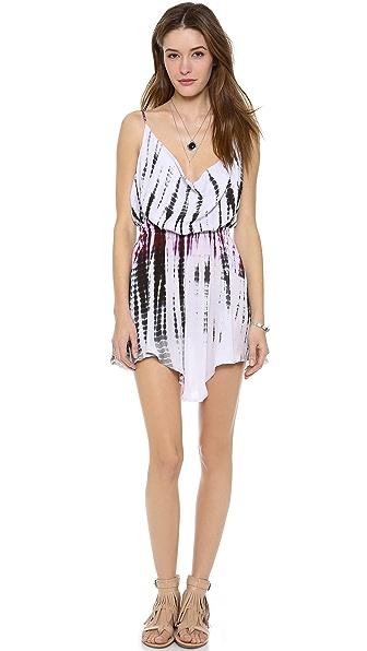Indah Cowl Neck Dress