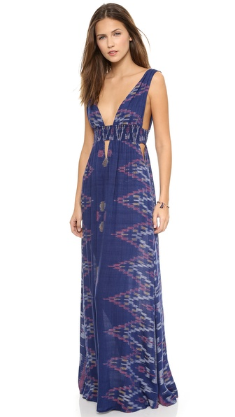 Indah Anjeli Maxi Dress