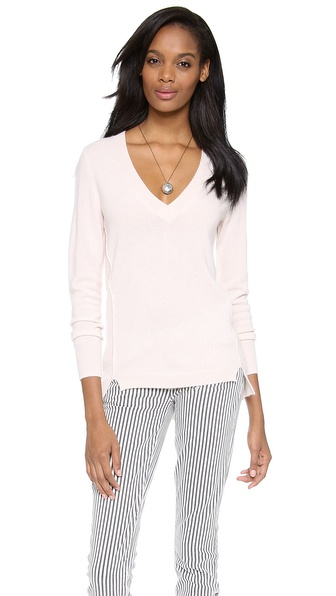 Inhabit Cashmere Weekend V Sweater