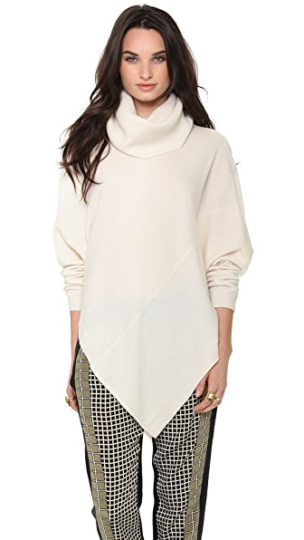Inhabit Cashmere Weekend Turtleneck Sweater