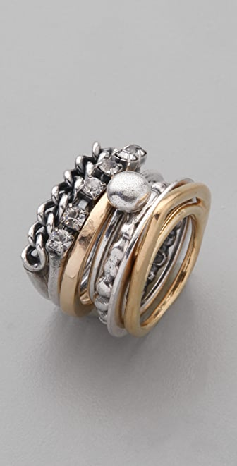 Iosselliani Stackable Rings