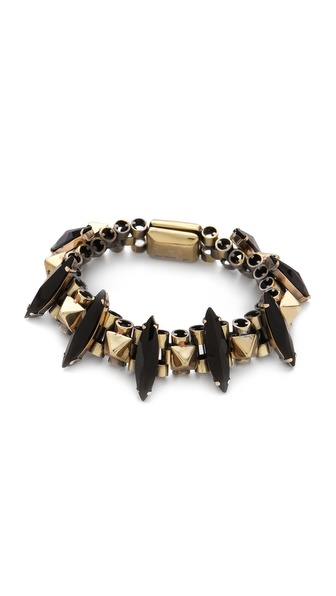 Iosselliani Crystal Shard Bracelet