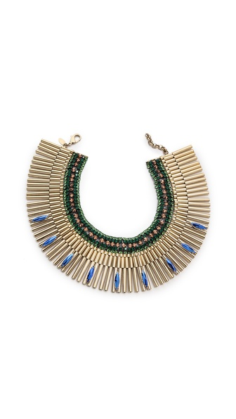 Iosselliani Statement Collar Necklace