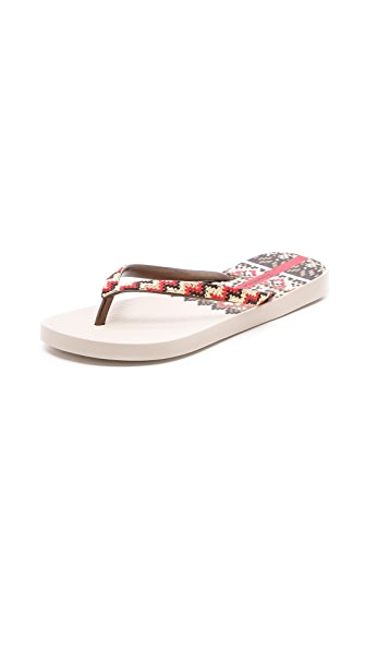 Ipanema Graphic Flip Flops
