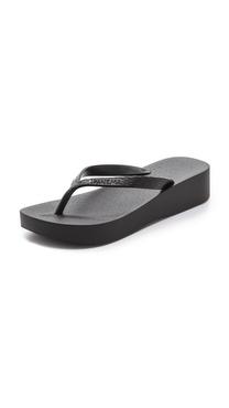 Ipanema Wedge Flip Flops