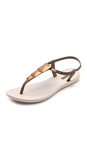 Ipanema Maya Studded Rubber Sandals