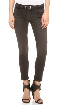 IRO.JEANS Tessa Low Rise Ankle Skinny Jeans