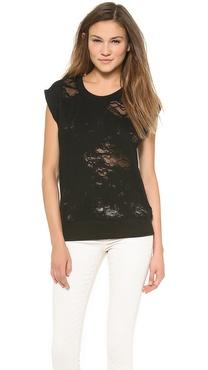 IRO.JEANS Nuala Sleeveless T-Shirt