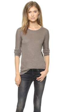 IRO.JEANS Laurene Long Sleeve Tee
