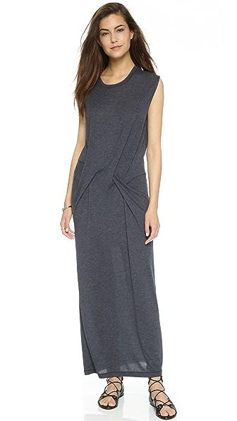 Shop IRO.JEANS online and buy Iro.Jeans Loyce Dress Dark Grey online store
