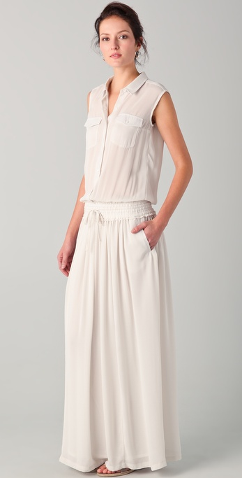 IRO Fernley Maxi Dress