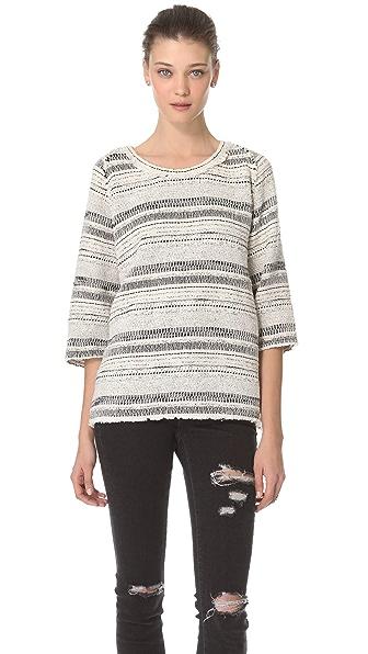 IRO Fury Striped Sweater