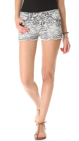 IRO Issac Print Shorts