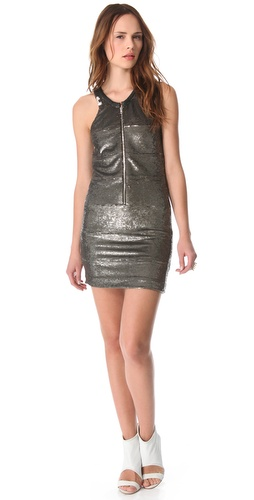 IRO Harry Sequin Dress