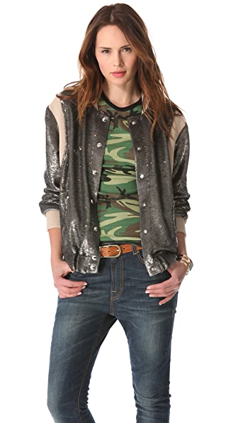 IRO Anna Sequin Jacket
