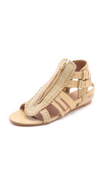 IRO Melaine Flat Sandals