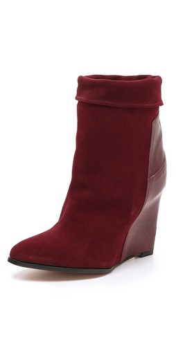 IRO Darlon Wedge Boots at Shopbop / East Dane