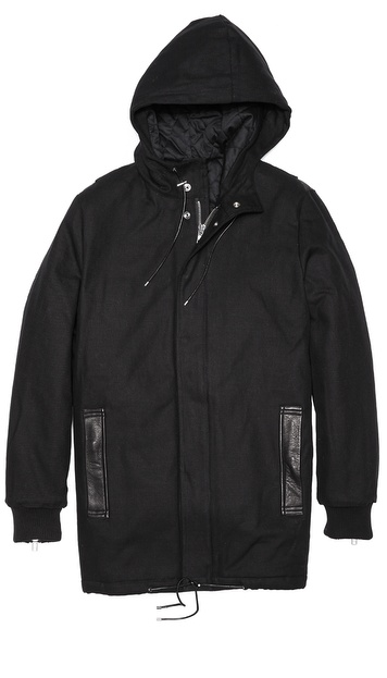 IRO Sylvain Hooded Parka