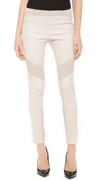 IRO Zaina Leather Pants