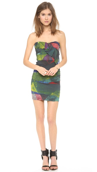 IRO Baya Strapless Dress