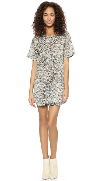 IRO Carline Print Dress