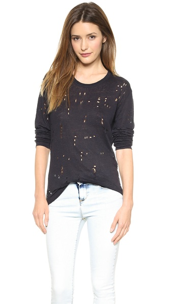 IRO Marvina Long Sleeve Tee