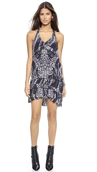 Kupi IRO haljinu online i raspordaja za kupiti Iro Figye Dress Black-Blue online