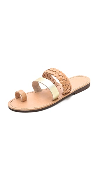ISAPERA Iliotropio 2 Band Sandals