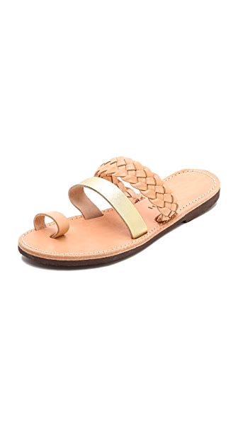 ISAPERA Iliotropio Two Band Sandals