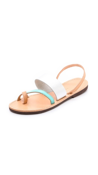 ISAPERA Narcissus Sandals