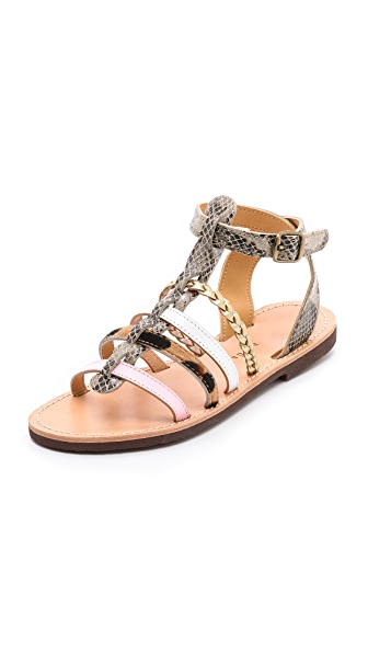 ISAPERA Paparouna Strappy Sandals