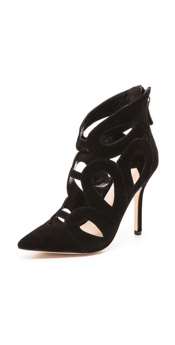 Isa Tapia Isa Cutout Pumps at Shopbop / East Dane