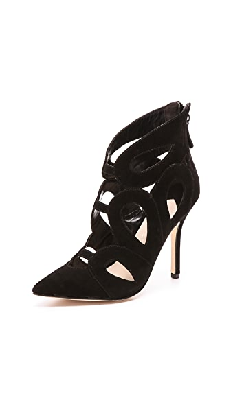 Isa Tapia Isa Cutout Pumps