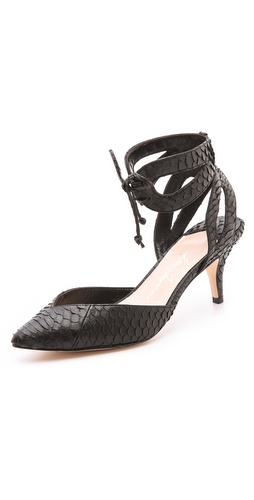 Isa Tapia Lucy D'Orsay Pumps at Shopbop / East Dane