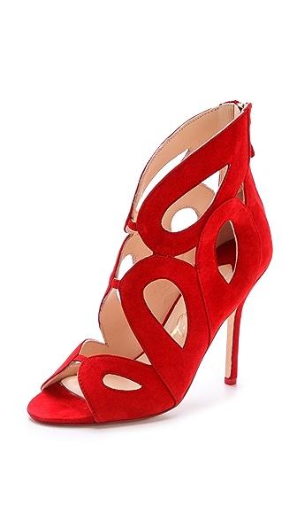 Isa Tapia Cameron Cutout Sandals