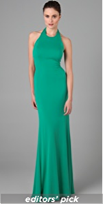 Issa Halter Gown from shopbop.com