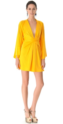 Shop ISSA Long Sleeve Kimono Dress and ISSA online - Apparel,Womens,Dresses,Cocktail,Night_Out, online Store