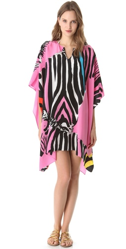 ISSA Four Zebras Candy Cover Up