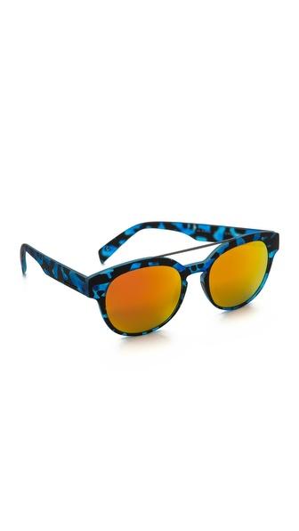 Italia Independent Bar Sunglasses