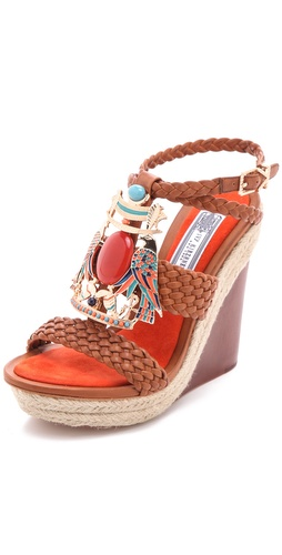 Ivy Kirzhner Nefertiti Wedges