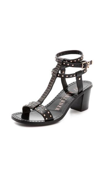 Ivy Kirzhner Olympian Studded Sandals