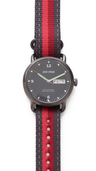 Jack Spade Conway Watch