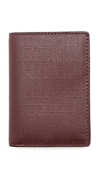 Jack Spade Vertical Flap Wallet
