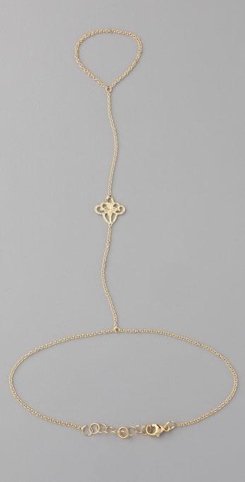 Jacquie Aiche Filigree Bracelet / Ring