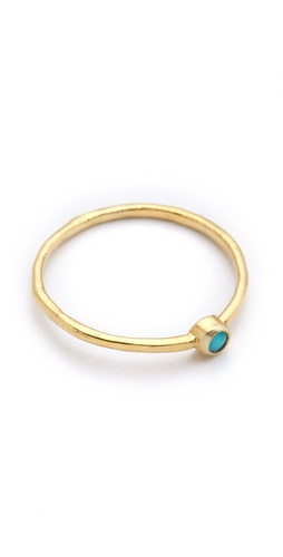 Jacquie Aiche Turquoise Waif Ring