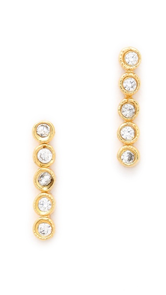 Jacquie Aiche CZ Earrings
