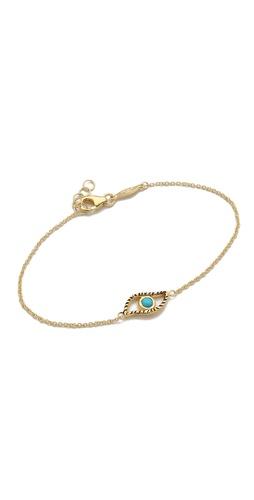 Jacquie Aiche Eye Bracelet