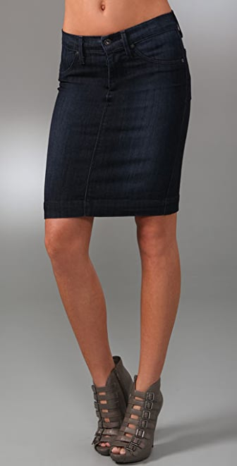 James Jeans Peggy Pencil Skirt