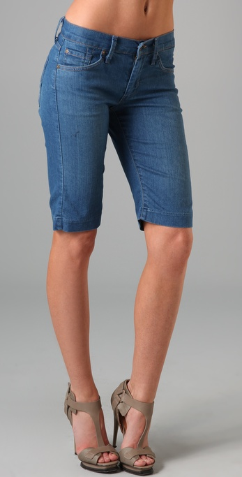 James Jeans Burt Bermuda Shorts