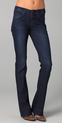 James Jeans Reboot Skinny Boot Leg Jeans